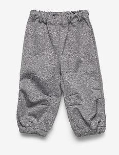 Softshell Pants Jean - bottoms - melange grey