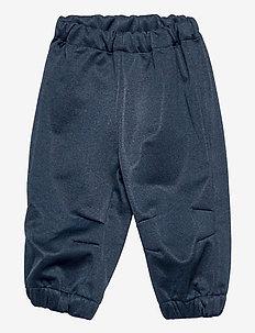 Softshell Pants Jean - broeken - blue melange