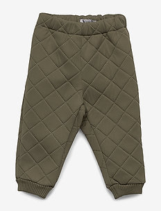 Thermo Pants Alex - doły - olive