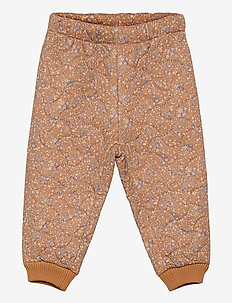 Thermo Pants Alex - coveralls - golden flowers