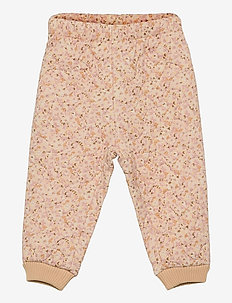 Thermo Pants Alex - coveralls - soft beige flowers