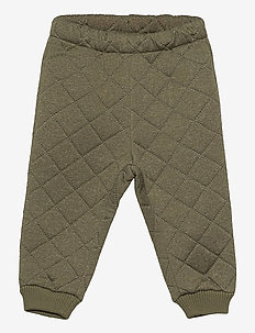 Thermo Pants Alex LTD - coveralls - green melange