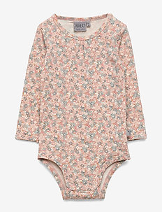Body Liv - lange mouwen - multi flowers