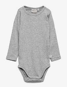 Body Rib - MELANGE GREY