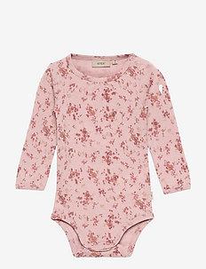 Body Gatherings Wool LS - długie rękawy - rose flowers