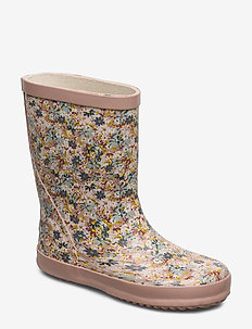 Rubber Boots Alpha - MULTI FLOWERS