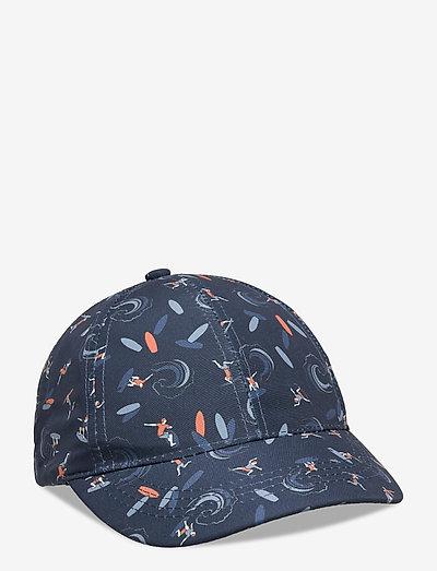 Cap - hatte og handsker - marina surf