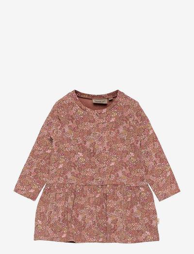 Dress Kristine - jurken & rokjes - rose cheeks flowers
