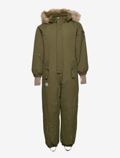 Snowsuit Moe Tech - overtøj - winter moss