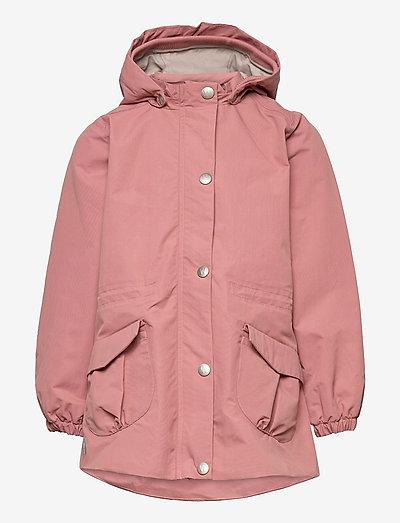 Jacket Ada Tech - shell jackets - antique rose