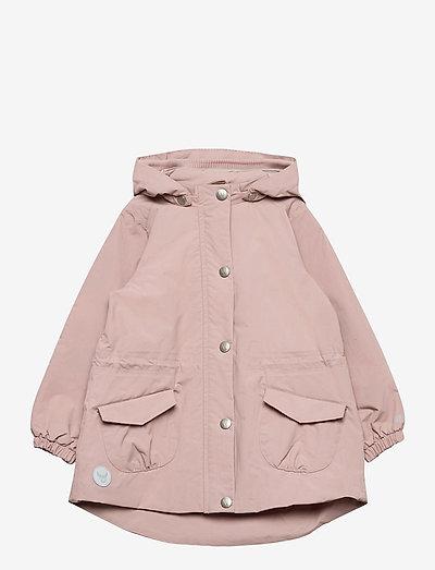 Jacket Ada Tech - shell jackets - rose powder