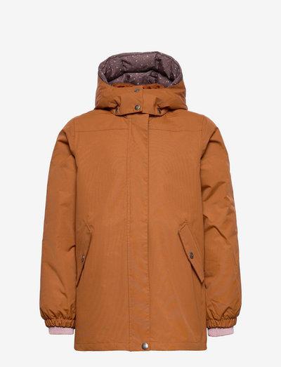 3in1 Jacket Mone Tech - dunjakker & forede jakker - cinnamon
