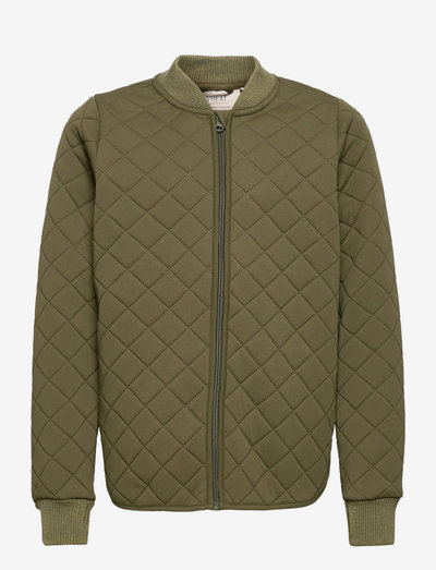 Thermo Jacket Loui - overall - dusty army