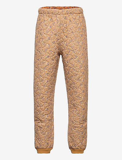 Thermo Pants Alex LTD - overall - golden flowers