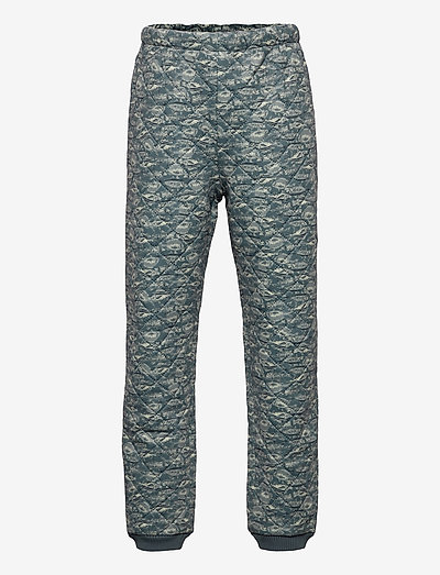 Thermo Pants Alex LTD - overall - stormy weather fish