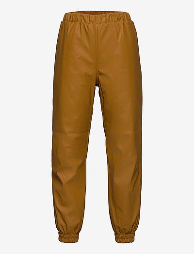 Thermo rain pants Um - trousers - dry herb