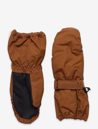 Mittens Tech - hoeden & handschoenen - cinnamon