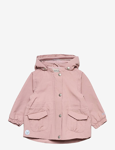 Jacket Ada Tech - veste shell - rose powder