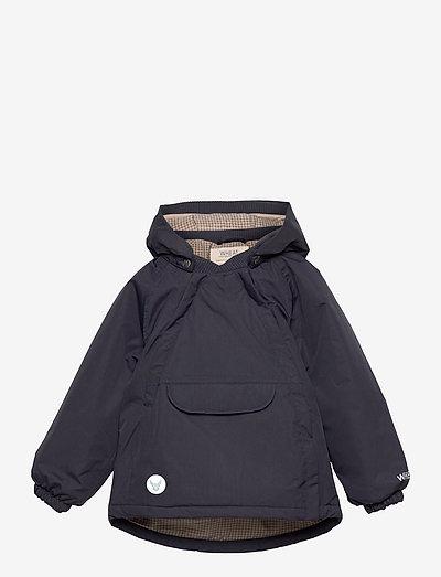 Jacket Sascha Tech - shell jackets - deep blue