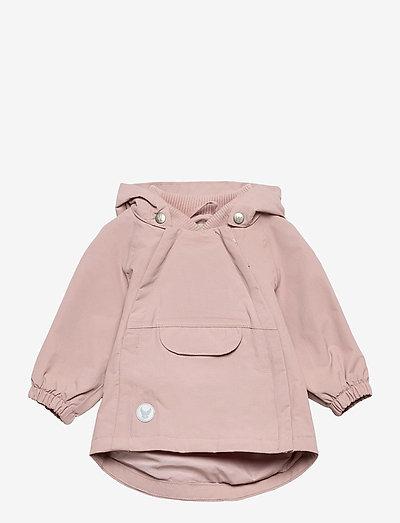 Jacket Sveo Tech - shell jackets - rose powder