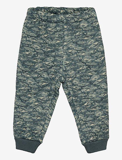 Thermo Pants Alex - overall - stormy weather fish