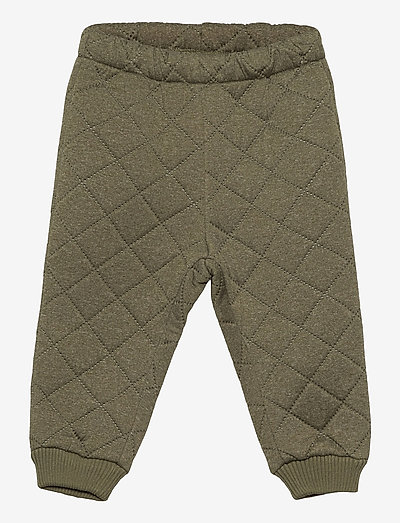 Thermo Pants Alex LTD - overall - green melange