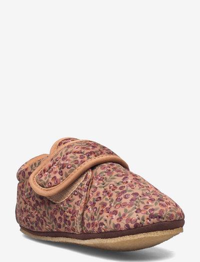 Sasha Thermo Home Shoe - schoenen - berries