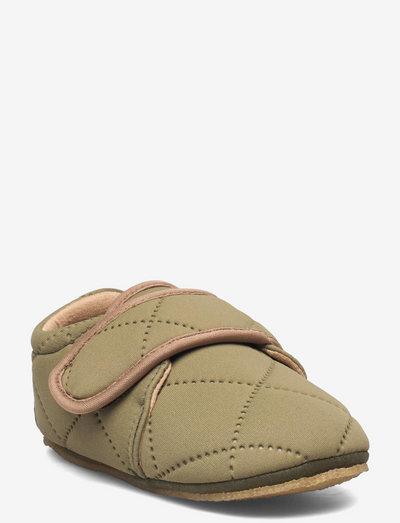 Sasha Thermo Home Shoe - schoenen - olive