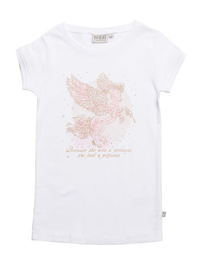 T-Shirt Pegasus SS - WHITE