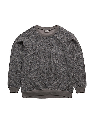 Sweatshirt Lulu - GREYBLUE