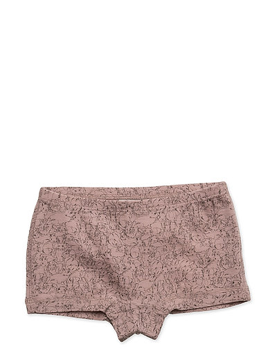 Girls Wool Panties - FAWN