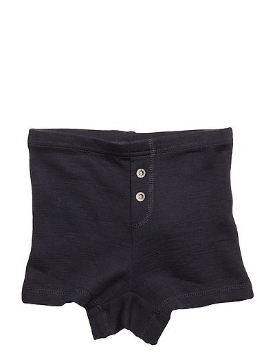 Boys Wool Tights - NAVY