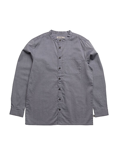 Shirt Pocket LS - NAVY