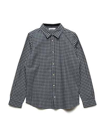 Shirt Pelle LS - AGAVE