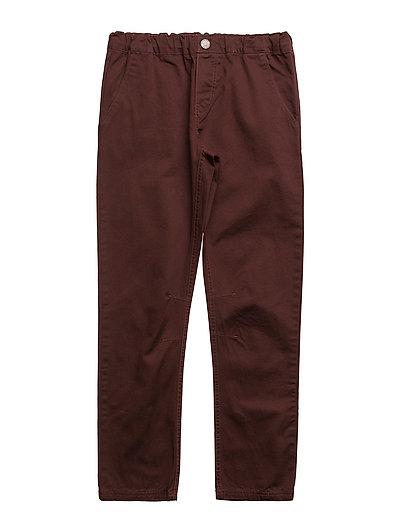 Trousers Noah - CHOCOLATE