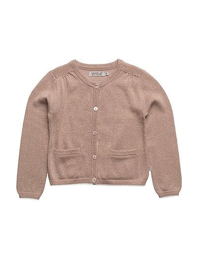 Knit Cardigan Ibi - FAWN
