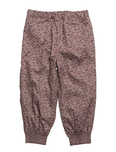 Trousers Sara Lined - SHADOW ROSE