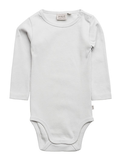 Body Plain LS - BABY BLUE