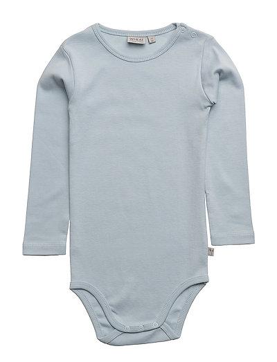 Body Plain LS - SOFT BLUE