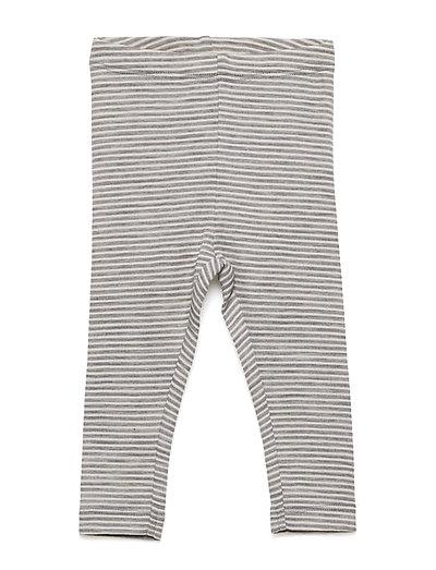 Wool Leggings - PEONY