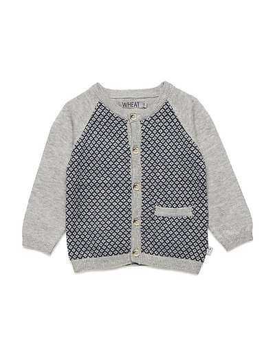 Knit Cardigan Herbert - NAVY