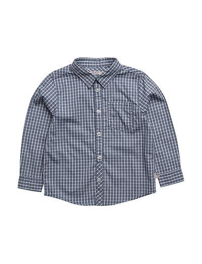 Shirt Olof LS - BLUE