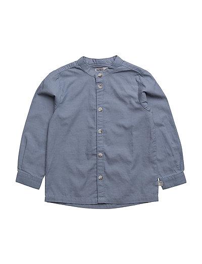 Shirt Anker LS - BLUE