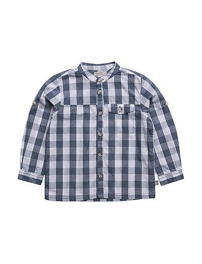 Shirt Axel LS - INDIGO