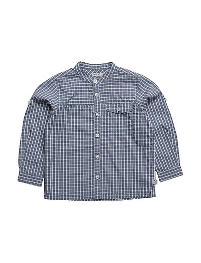 Shirt Axel LS - BLUE