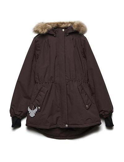 Jacket Tusnelda - EGGPLANT