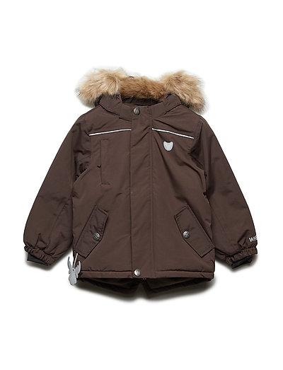 Jacket Vilmar - DARK BROWN