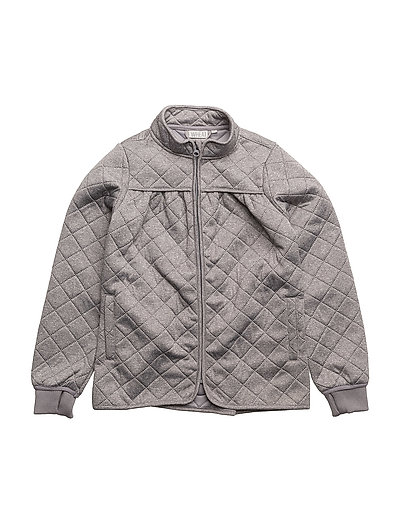 Thermo Jacket Thilde - MELANGE GREY