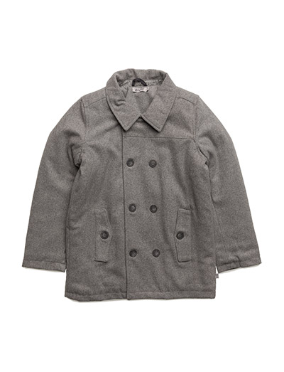 Wool Jacket Karle - MELANGE GREY