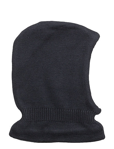 Kintted Elephant Hat - NAVY